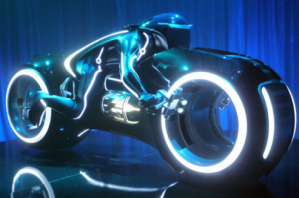 Custom Built Pro Street Light Cycle